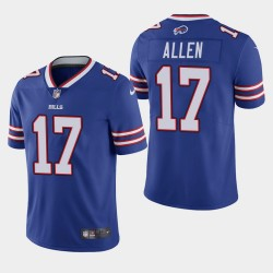 Männer Buffalo Bills & 17 Josh Allen 2018 NFL Draft Vapor Untouchable Limited Jersey - Königs