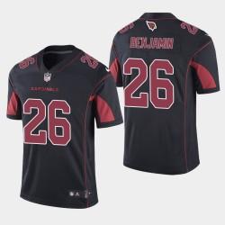 2020 NFL Draft Arizona Cardinals und 26 Eno Benjamin Begrenzte Trikot Männer - Schwarz