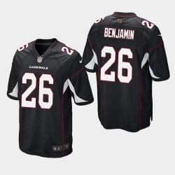 2020 NFL Draft Arizona Cardinals und 26 Eno Benjamin Spiel Trikot Herren - Schwarz