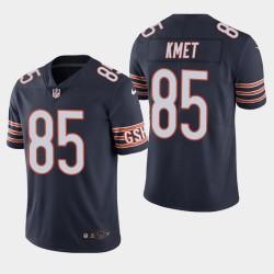 NFL Draft Chicago Bears Cole Kmet Color Rush Limited Herren Trikot - Marine