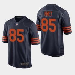 Chicago Bears Cole Kmet NFL Draft Herren Trikot - Marine