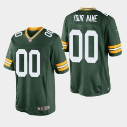 NFL Draft Green Bay Packers Personalisieren Limited Trikot Herren - Grün