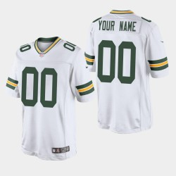 NFL Draft Green Bay Packers Personalisieren Limited Trikot Herren - weiß