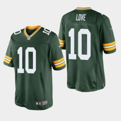 NFL Draft Green Bay Packers Jordan Love Limited Trikot Herren - Grün