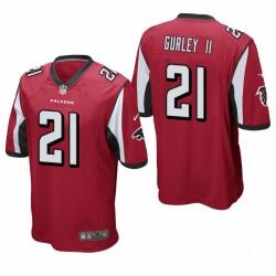 Todd Gurley Atlanta Falcons Trikot Rot Spiel