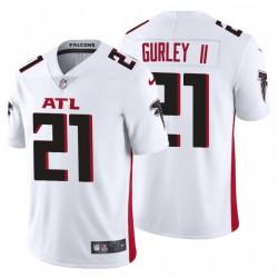 Todd Gurley II Atlanta Falcons Vapor Limited-Weiß Trikot