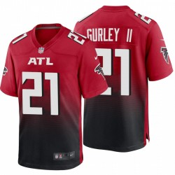 Todd Gurley II Atlanta Falcons Spiel Rot Trikot