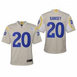 Jalen Ramsey Rams Trikot Knochen Spiel - Jugend