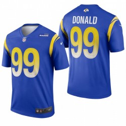 Aaron Donald Trikot Los Angeles Rams Königs Legend