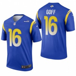Jared Goff Trikot Los Angeles Rams Königs Legend
