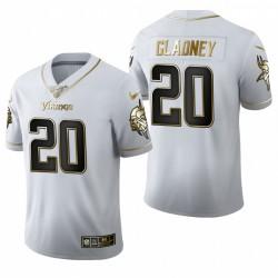 Jeff Gladney Trikot Vikings Weiß NFL Draft