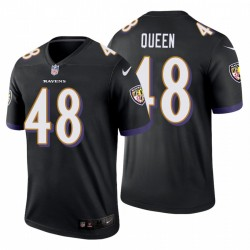 Baltimore Ravens & 48 Patrick Königin Schwarz NFL Draft Trikot