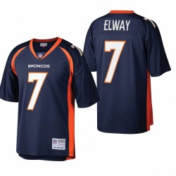 John Elway Trikot Broncos Legacy-Replica Navy