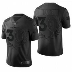 Terrell Davis NFL MVP Trikot Broncos Black Ltd