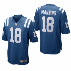 Peyton Manning Trikot Colts Spiel Royal Retired Spieler