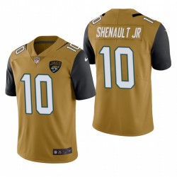 Laviska Shenault Jr. NFL Draft Trikot Jacksonville Jaguars Goldfarbrausch Begrenzte