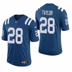 Jonathan Taylor Trikot Indianapolis Colts NFL Draft Blau Vapor Begrenzte