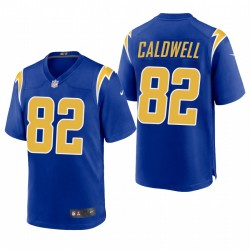Reche Caldwell Trikot Los Angeles Chargers Royal Game