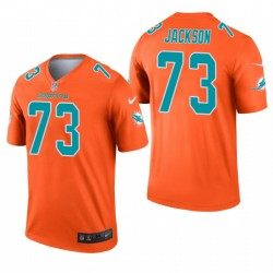 Dolphins Austin Jackson Trikot orange Inverted Legend