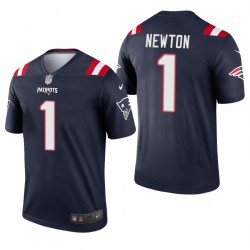 Cam Newton Trikot Patriots Navy Legend