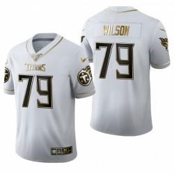 Isaiah Wilson Trikot Titans Weiß NFL Draft