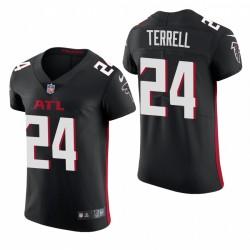 Falcons A. J. Terrell Trikot Schwarz Vapor Elite
