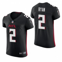 Falcons Matt Ryan Trikot Schwarz Vapor Elite