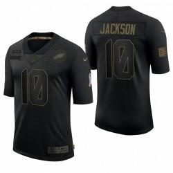 Eagles Desean Jackson Gruß zum Service Trikot Schwarz Limited