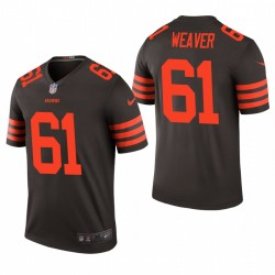 Curtis Weaver Trikot Browns Brown Color Rush Legende