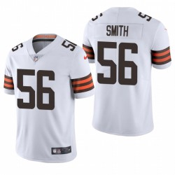 Browns Malcolm Smith Trikot White Dampor Limited