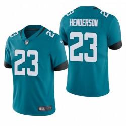 C.J. Henderson Trikot Jaguare NFL Draft Terral Dampf Limited