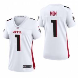 Frauen Falcons 2021 Muttertag Trikot Weiß Spiel