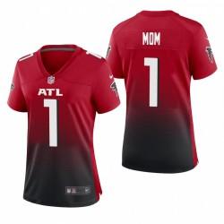 Frauen Falcons 2021 Muttertag trikot rot spiel