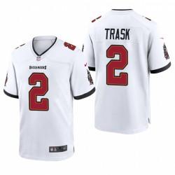 Kyle-Trask NFL Draft Buccaneers Trikot Weiß Spiel