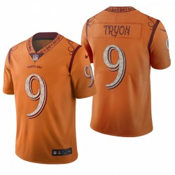 Joe Tryon NFL Draft Trikot Buccaneers Orange City Edition