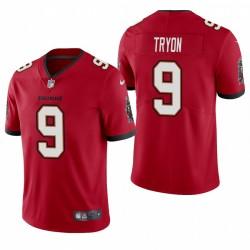NFL Draft Joe Tryon Trikot Buccaneers Rot Dampf Limited