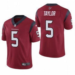 Tyrod Taylor Trikot Texans Rot Dampf Limited