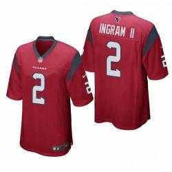 Texans Mark Ingram II Spiel Trikot Rot