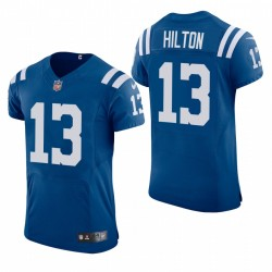 Colts T.Y. Hilton Dampf Elite Trikot Royal 2021