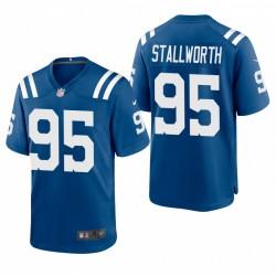 Colts Taylor Stallworth SPIEL Trikot Royal