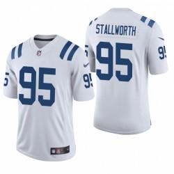 Colts Taylor Stallworth Dampf Limited Trikot Weiß