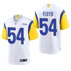 Rams Leonard Floyd SPiel Trikot Moderner Rückgang Weiß