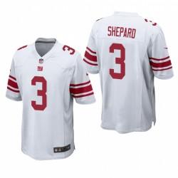 Giants Sterling Shepard Spiel Trikot Weiß