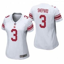 Frauen Sterling Shepard Trikot Giants Spiel Spiel Weiß