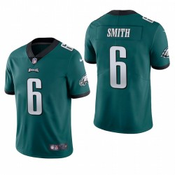 NFL Draft Devonta Smith Trikot Eagles Midnight Green Dampf Limited