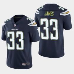 Männer Los Angeles Ladegeräte und 33 Derwin James 2018 NFL Draft Vapor Untouchable Limited Jersey - Navy